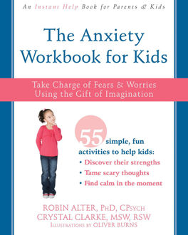 Picture of The Anxiety Workbook for Kids