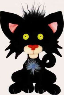 Picture of Bad Kitty Doll