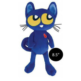 Picture of Pete the Kitty Plush Doll