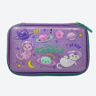 Picture of Smily Kiddos Sparkle Pencil Case - Space Kitty