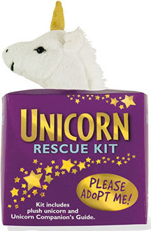 Picture of Unicorn Rescue Kit (Plush Toy and Book)