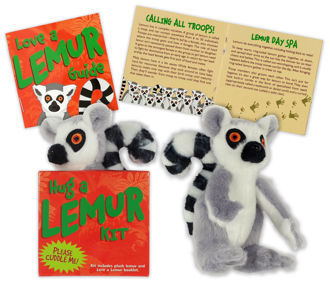Picture of Hug a Lemur Kit (book with plush)