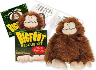 Picture of Bigfoot Rescue Kit