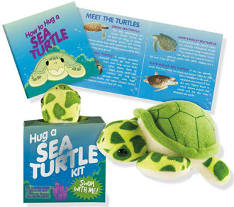 Picture of Hug a Sea Turtle Kit