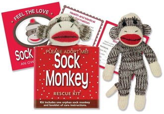 Picture of Sock Monkey Rescue Kit