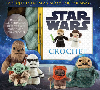 Picture of Star Wars crochet