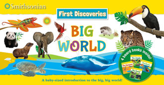 Picture of SMITHSONIAN BIG WORLD