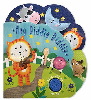 Picture of Hey Diddle, Diddle sing-along melody