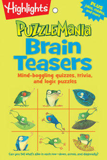 Picture of Brain Teasers Mind Boggling quizzes, trivia,and logic puzzles