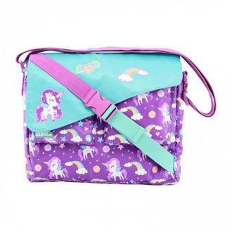 Picture of Smily Kiddos Fancy Shoulder Bag Purple
