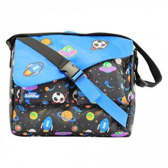 Picture of Smily Kiddos Fancy Shoulder Bag Black