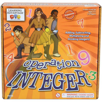 Picture of Operation Integer