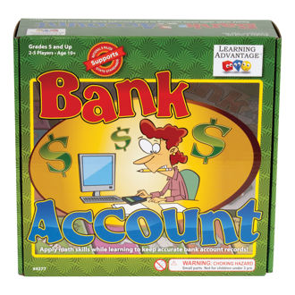 Picture of Bank Account