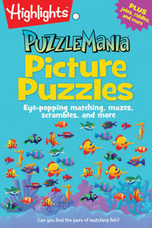 Picture of Puzzle Mania Picture Puzzles