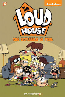 Picture of THE LOUD HOUSE #7: THE STRUGGLE IS REAL