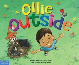 Picture of OLLIE OUTSIDE screen-free fun (PB)