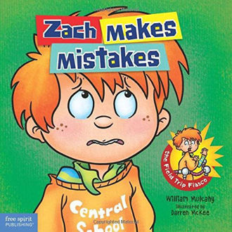 Picture of ZACH MAKES MISTAKES (HC)