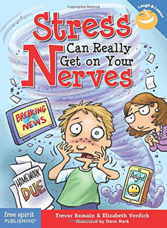 Picture of Stress can really get on your Nerves