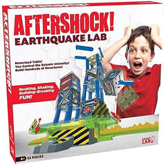 Picture of SmartLab Toys Aftershock Earthquake Lab Set (62 Piece)