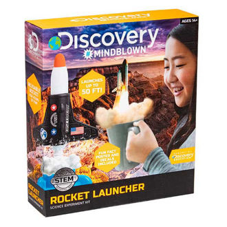 Picture of Discovery Mindblown: Science Rocket Kit