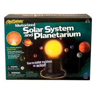 Picture of GeoSafari Motorized Solar System
