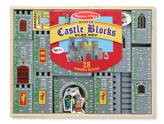 Picture of Wooden Castle Blocks