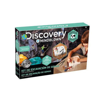 Picture of Discovery Mindblown: Gem Mining Excavation Kit