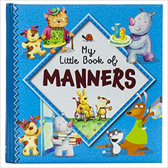 Picture of My Little Book of Manners