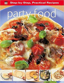 Picture of Step-by-Step Practical Recipes: Party Food