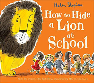 Picture of How to Hide a Lion at School