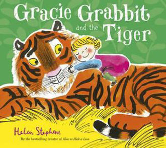 Picture of Gracie Grabbit and the Tiger
