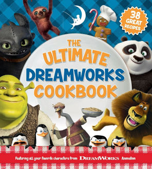 Picture of The Ultimate DreamWorks Cookbook