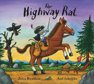 Picture of The Highway Rat