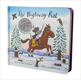 Picture of The Highway Rat Christmas