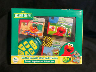 Picture of See this image Keychain Book Box Sesame