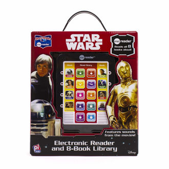 Picture of Star Wars Saga - Me Reader Electronic Reader and 8-Book Library