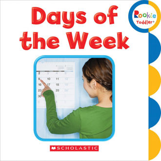 Picture of Days of the Week (Rookie Toddler)