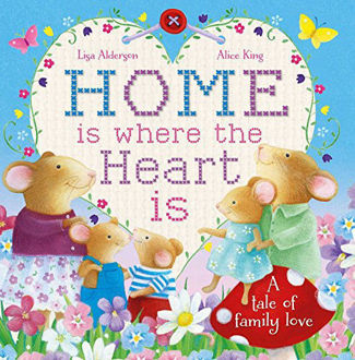 Picture of Home is Where the Heart is