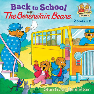 Picture of BACK TO SCHOOL WITH THE BBEARS