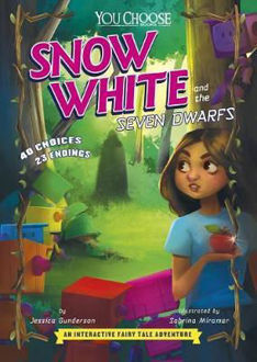 Picture of Snow White and the Seven Dwarfs: An Interactive Fairy Tale Adventure