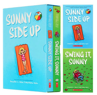 Picture of Sunny Side Up / Swing It Sunny (2-in-1 pack)