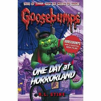 Picture of Goosebumps One Day at Horrorland