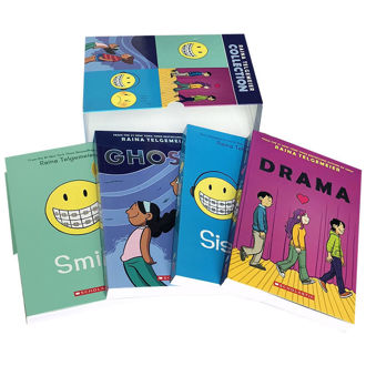 Picture of RAINA TELGEMEIER COLLECTION