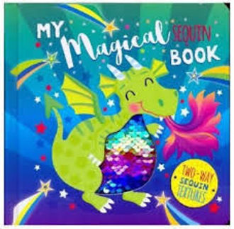 Picture of My Magical Sequin Book