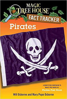 Picture of Pirates (Magic Tree House Research Guide, paper) Paperback