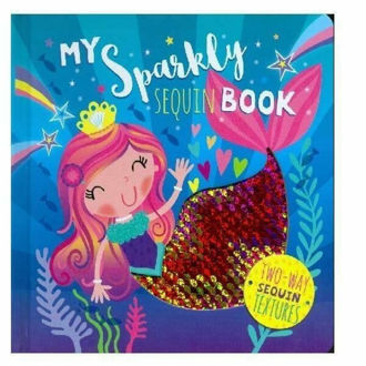 Picture of My First Sparkly Sequin Book