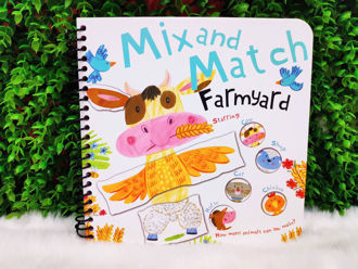 Picture of MIX AND MATCH FARMYARD