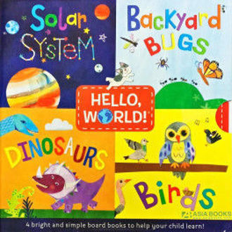 Picture of HELLO, WORLD! BOXED SET