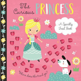 Picture of Curious Princess Sparkly Trail Book