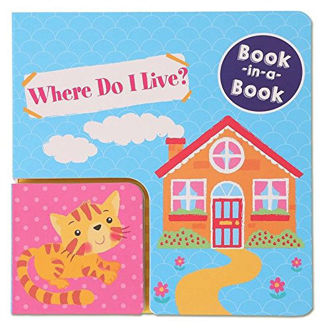 Picture of Book-in-a-book Where Do I Live?